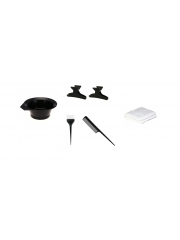 Accessories to apply dye or discoloration